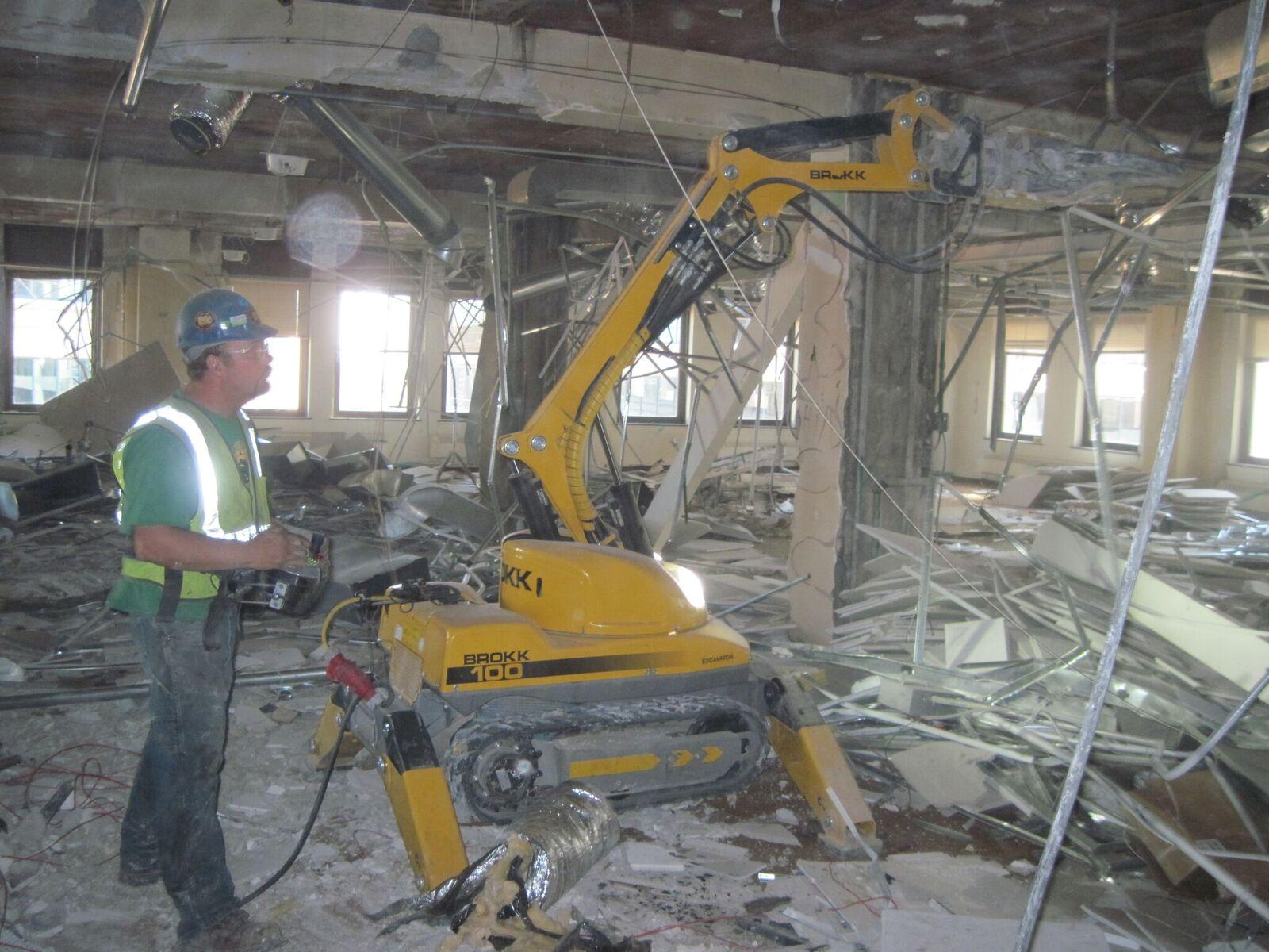 Ramsey Companies - Brokk Demolition
